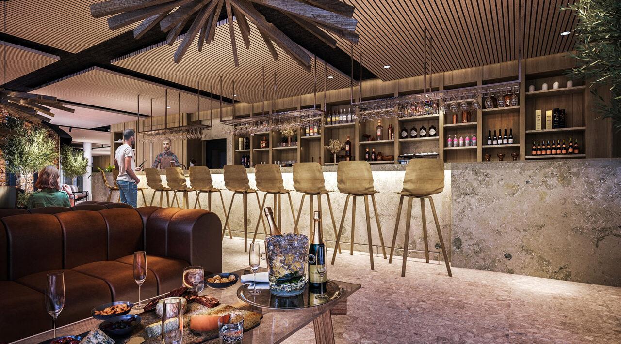 Åhus Seaside - Bar