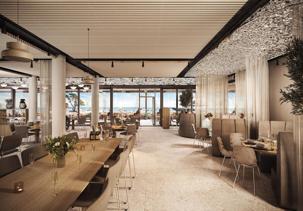 Åhus Seaside - Seaside Restaurant