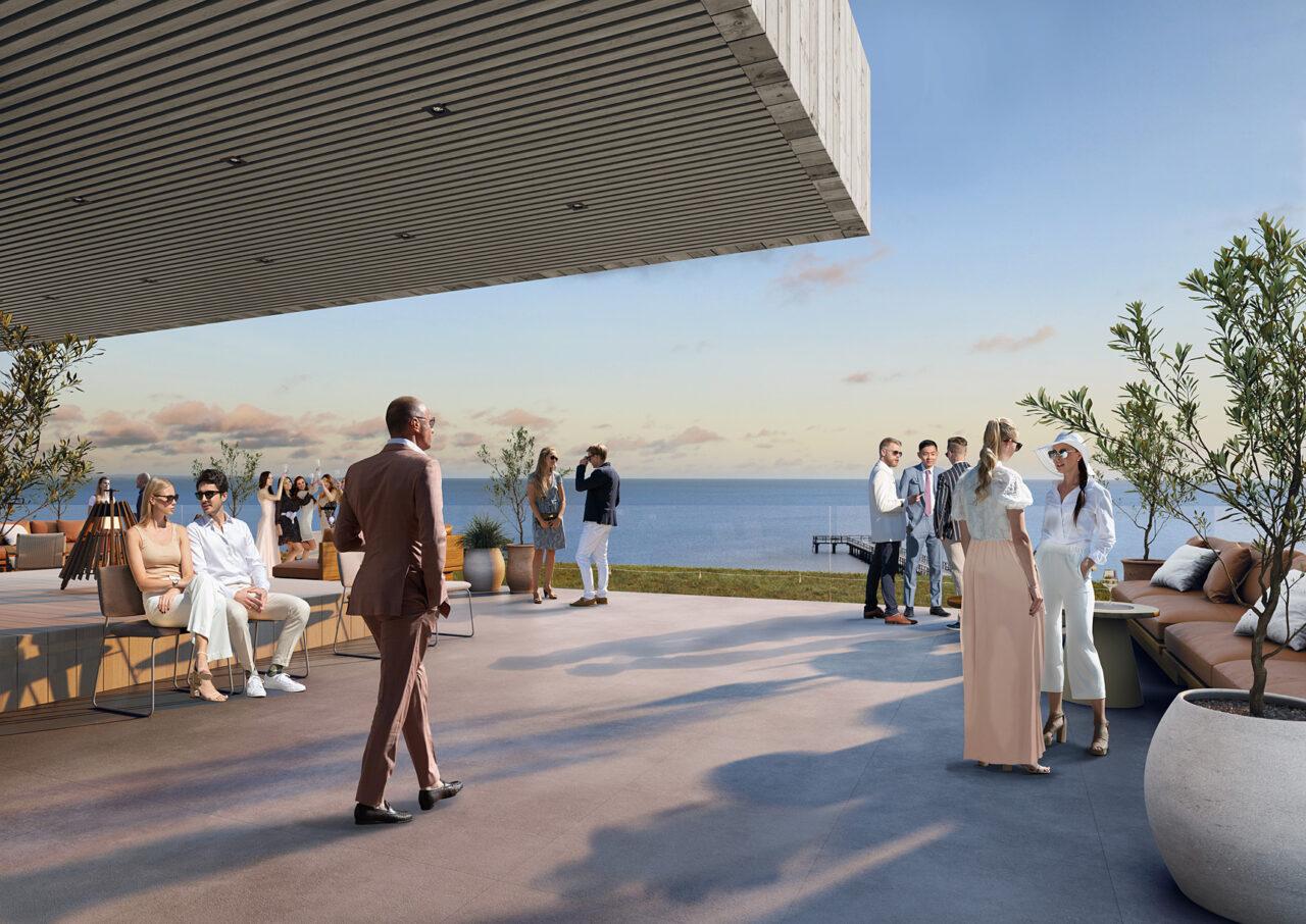 Åhus Seaside - Terrassen plan 4